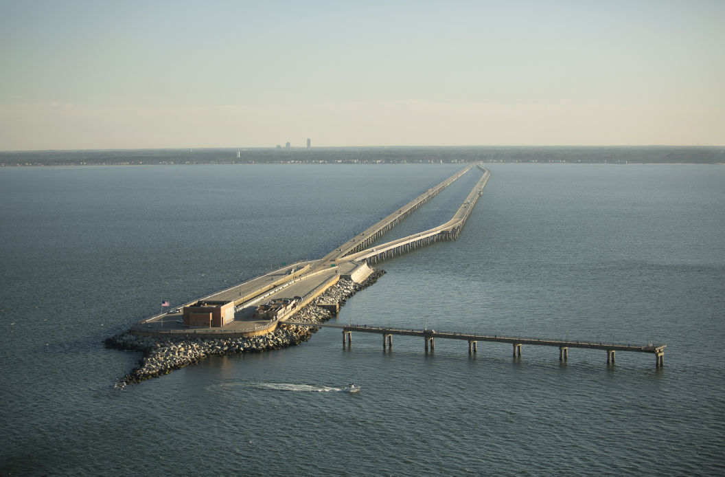 New Chesapeake Bay Bridge-Tunnel tube will create a mountain of contaminated soil
